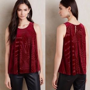 Anthropologie•Sunday in Brooklyn Labyrinth Top